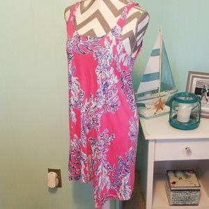 Lilly Pulitzer pink dress XXSmall